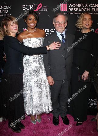 Gabrielle Union, Kate Hudson, Steven Spielberg, Kate Capshaw