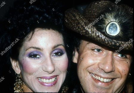 Cher and Jose Eber USA New York City