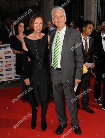 Nicholas Owen and wife