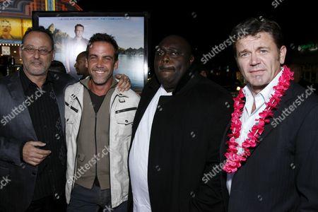 Jean Reno, Carlos Ponce, Faizon Love, John Michael Higgins