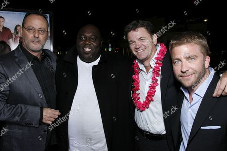 Jean Reno, Faizon Love, John Michael Higgins, Peter Billingsley