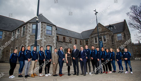 "TU Dublin Sport has its sights set on Olympic glory at Tokyo 2020 with a new sponsor, SISK FCC, on board in a three-year sponsorship deal for its Elite Sport Programme. The sponsorship deal will further the University's Elite Sport Programme which has supported athletes like European Championship Gold Medallist Ellen Keane and Brian Howard, Dublin Senior Footballer and three-time All-Ireland winner. RTE Sports Presenter, Darren Frehill held a panel discussion with the men and women of elite sport at TU Dublin who are busy preparing for qualification bids for 2020. Present at the event were Olympic Hopefuls and Elite Athlete Scholars including diver Oliver Dingley, sailor Sean Waddilove, alpine skier Cormac Comerford, badminton player Rachael Darragh, rugby 7's player Katie Heffernan, Dublin senior camogie goalie Faye McCarthy, Dublin senior footballer Niamh McEvoy and elite boxer Luke Maguire. Speaking at the launch today on behalf of the Sisk FCC Joint Venture Donal McCarthy, Managing Director, Ireland East at John Sisk & Son said:. ""On behalf of the Sisk FCC JV we are delighted to be able to support this exciting programme and partner with TU Dublin's Elite Sports Programme and the Road to Tokyo 2020 campaign. Sisk FCC are pleased to say the project is progressing on time and on budget. We are also pleased to be working in collaboration on this project with our key stakeholders the Grangegorman Development Agency, Macquarie Capital and the NDFA to deliver this exciting educational infrastructure."". Pictured is (L-R) Rachael Darragh; Niamh McEvoy; Gary Skinner; Cormac Comerford; Faye McCarthy; Liam Blanchfield; Dr. Mike Murphy, Director of Digital Campus and Learning Transformation; Darren Frehill; Sinead Mc Nulty, Head of Sport; Professor David Fitzpatrick, President of TU Dublin; Donal McCarthy, Ireland East MD Sisk; Oisin Dowling; Jack Aungier; Luke Maguire; Sean Waddilove; Katie Heffernan; Emma Murphy; Kate Frost; and Oliver Dingley"