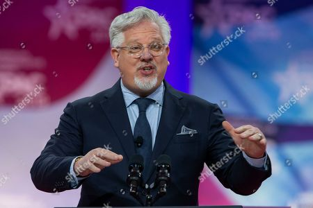 Conservative commentator Glenn Beck speaks at the 46th annual Conservative Political Action Conference (CPAC) at the Gaylord National Resort & Convention Center in National Harbor, Maryland, USA, 01 March 2019. The American Conservative Union's CPAC continues through 02 March.