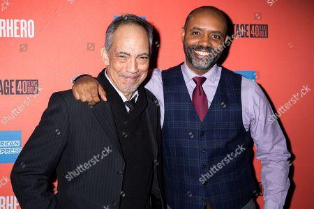 Editorial picture of 'Superhero' play opening night, New York, USA - 28 Feb 2019