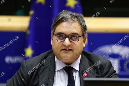 Stock Picture of Claude Moraes