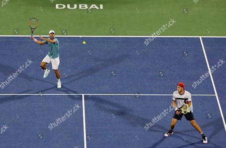 Editorial image of Tennis, Dubai, United Arab Emirates - 01 Mar 2019