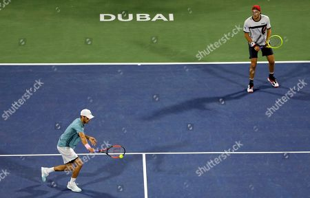 Editorial picture of Tennis, Dubai, United Arab Emirates - 01 Mar 2019