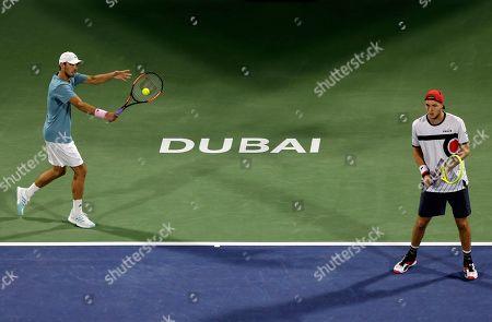 Editorial photo of Tennis, Dubai, United Arab Emirates - 01 Mar 2019