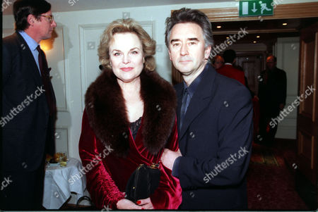 Evening Standard Theatre Awards. Denis Lawson And Sheila Gish (died March 2005). . Rexmailpix.