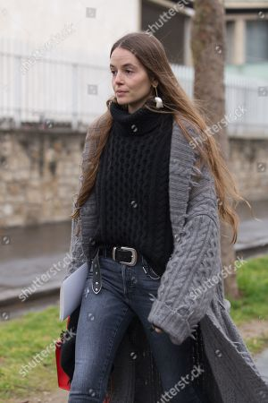 Editorial image of Street Style, Fall Winter 2019, Paris Fashion Week, France - 01 Mar 2019