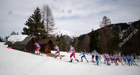Editorial picture of FIS Nordic World Ski Championships 2019, Seefeld, Austria - 02 Mar 2019