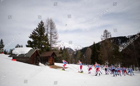 Editorial image of FIS Nordic World Ski Championships 2019, Seefeld, Austria - 02 Mar 2019