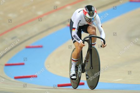 Editorial photo of UCI Track Cycling World Championships - 02 Mar 2019