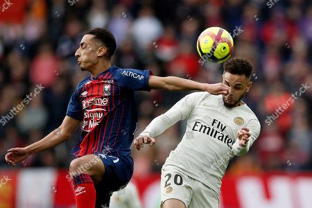 Editorial image of Stade Malherbe Caen vs Paris Saint Germain, France - 02 Mar 2019