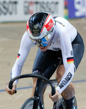 Editorial image of Track Cycling Worlds, Pruszkow, Poland - 02 Mar 2019