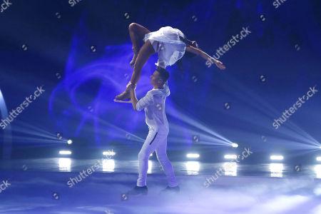 Matt Evers and Brandee Malto