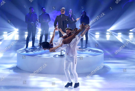 Editorial picture of 'Dancing on Ice' TV show, Series 11, Episode 9, Hertfordshire, UK - 03 Mar 2019