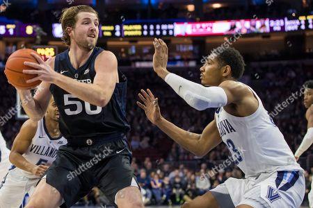 Editorial photo of NCAA Basketball Butler vs Villanova, Philadelphia, USA - 02 Mar 2019