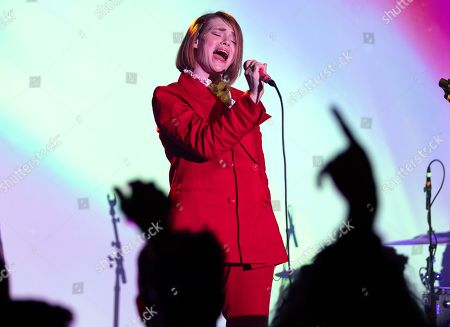 Uffie in concert at The Independent