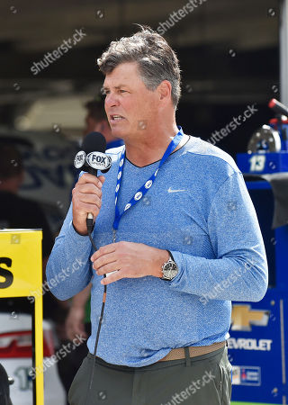 Editorial photo of NASCAR Monster Energy Cup Series Practice, Hampton, USA - 22 Feb 2019