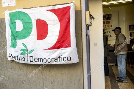 Editorial image of Election of the national secretariat of the Italian Democratic Party, Rome, Italy - 03 Mar 2019