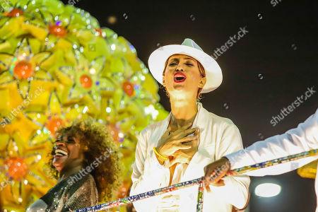 Editorial picture of Carnival Celebrations, Rio De Janeiro, Brazil - 03 Mar 2019