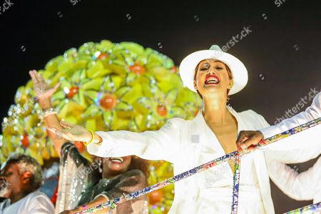 Editorial photo of Carnival Celebrations, Rio De Janeiro, Brazil - 03 Mar 2019