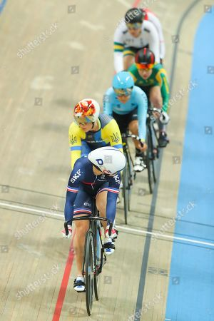 Editorial picture of UCI Track Cycling World Championships - 03 Mar 2019
