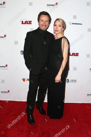Editorial photo of 7th Annual Saving Innocence Gala, Arrivals, Los Angeles, USA - 02 Mar 2019