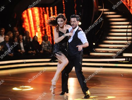 Editorial photo of 'Dancing and The Stars' TV show, Warsaw, Poland - 01 Mar 2019