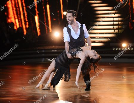 Editorial image of 'Dancing and The Stars' TV show, Warsaw, Poland - 01 Mar 2019