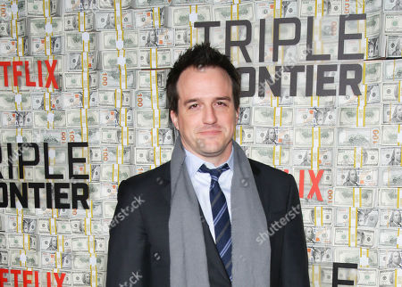 Editorial image of 'Triple Frontier' film premiere, Arrivals, New York, USA - 03 Mar 2019