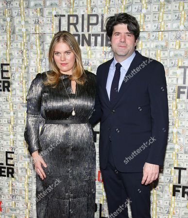 Editorial picture of 'Triple Frontier' film premiere, Arrivals, New York, USA - 03 Mar 2019
