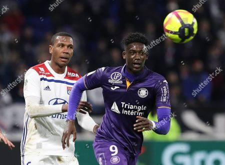 Editorial image of Soccer League One, Decines, France - 03 Mar 2019
