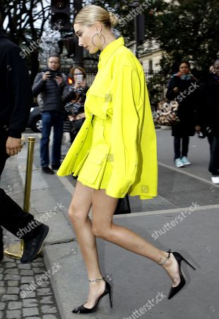 Stock Picture of Hailey Bieber