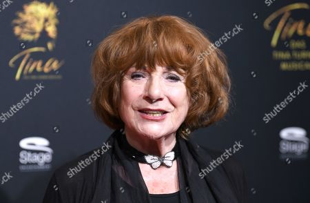 Hannelore Hoger arrives for the premiere of the new musical 'TINA' in Hamburg, northern Germany, 03 March 2019. The musical will deal with the life of the singer Tina Turner. The 79-year old has sold over 200 millions of records and won 12 Grammy's.