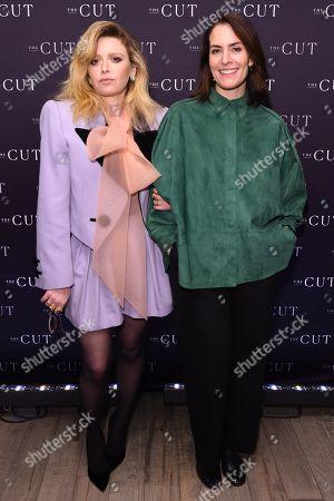 Natasha Lyonne and Stella Bugbee