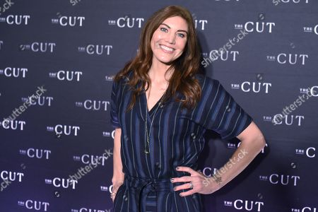 Stock Picture of Hope Solo