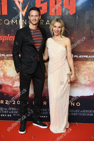 Editorial photo of Movie premiere Iron Sky The Coming Race, Berlin, Germany - 03 Mar 2019