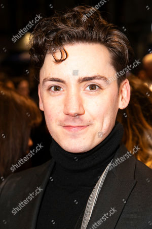 Editorial photo of '2019 WhatsOnStage Awards Concert' play, London, UK - 03 Mar 2019
