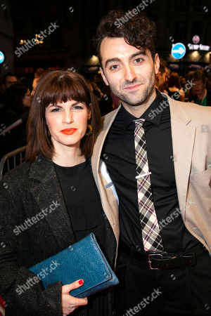 Jemima Rooper and Marc Antolin