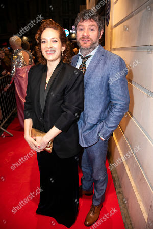 Editorial picture of '2019 WhatsOnStage Awards Concert' play, London, UK - 03 Mar 2019