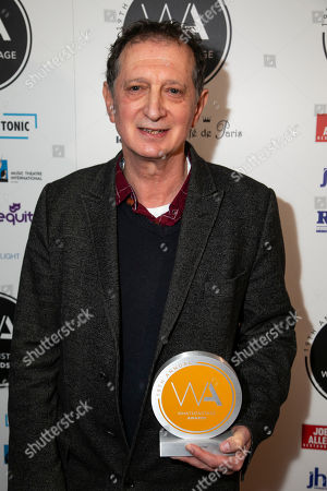 Editorial image of '2019 WhatsOnStage Awards Concert' play, London, UK - 03 Mar 2019