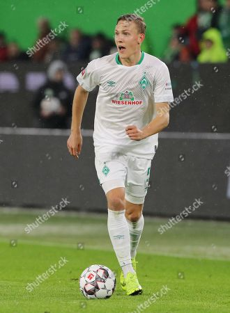 Ludwig Augustinsson    / Sport / Football / Football: Germany, 1. Bundesliga  /  2018/2019 / 03.03.2019 / VfL Wolfsburg WOB vs. SV Werder Bremen SVW / DFL regulations prohibit any use of photographs as image sequences and/or quasi-video. /