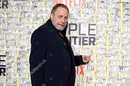 """Charles Roven attends the world premiere of """"Triple Frontier"""" at Jazz at Lincoln Center, in New York"""