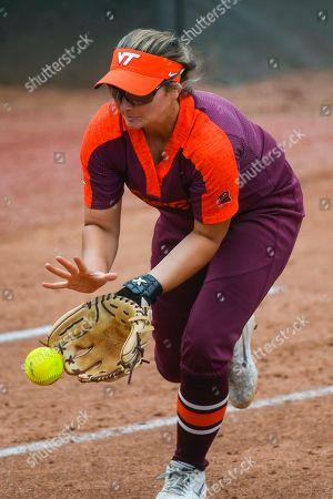 Editorial photo of Virginia Tech UAB Softball, Athens, USA - 02 Mar 2019