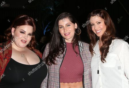 Model Tess Holliday, Trace Lysette, Shannon Elizabeth