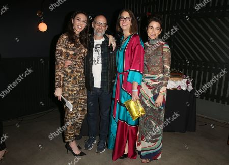 Whitney Cummings, Moby, California State Assembly members Laura Friedman, Nikki Reed