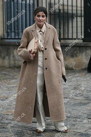 Editorial image of Street style, Fall Winter 2019, Paris Fashion Week, France - 03 Mar 2019