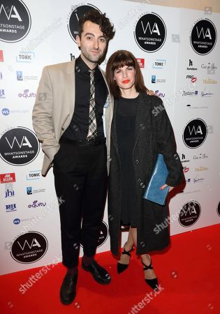 Jemima Rooper and guest